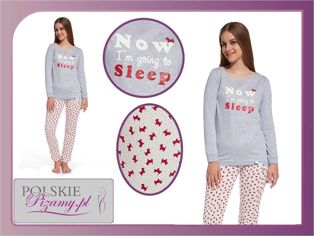 Piżama damska Sleep, Cornette