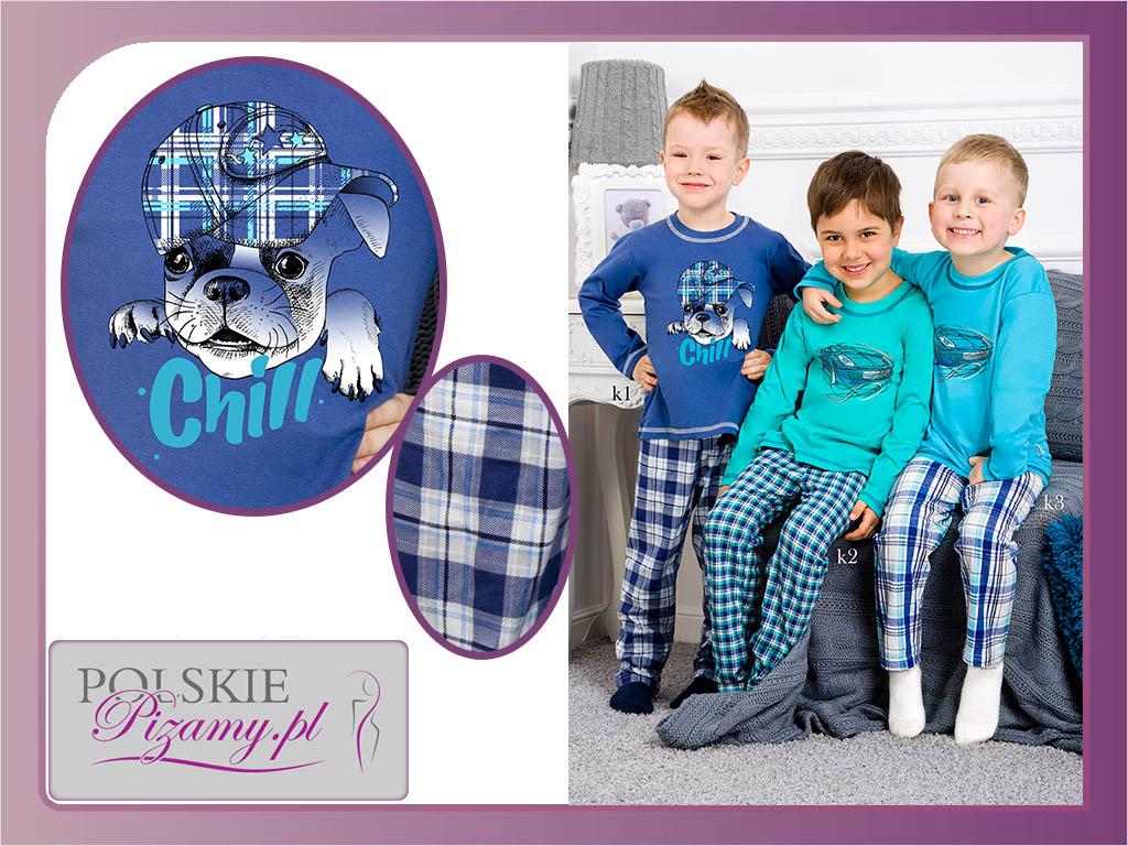 piżama dziecieca, Damian, Taro