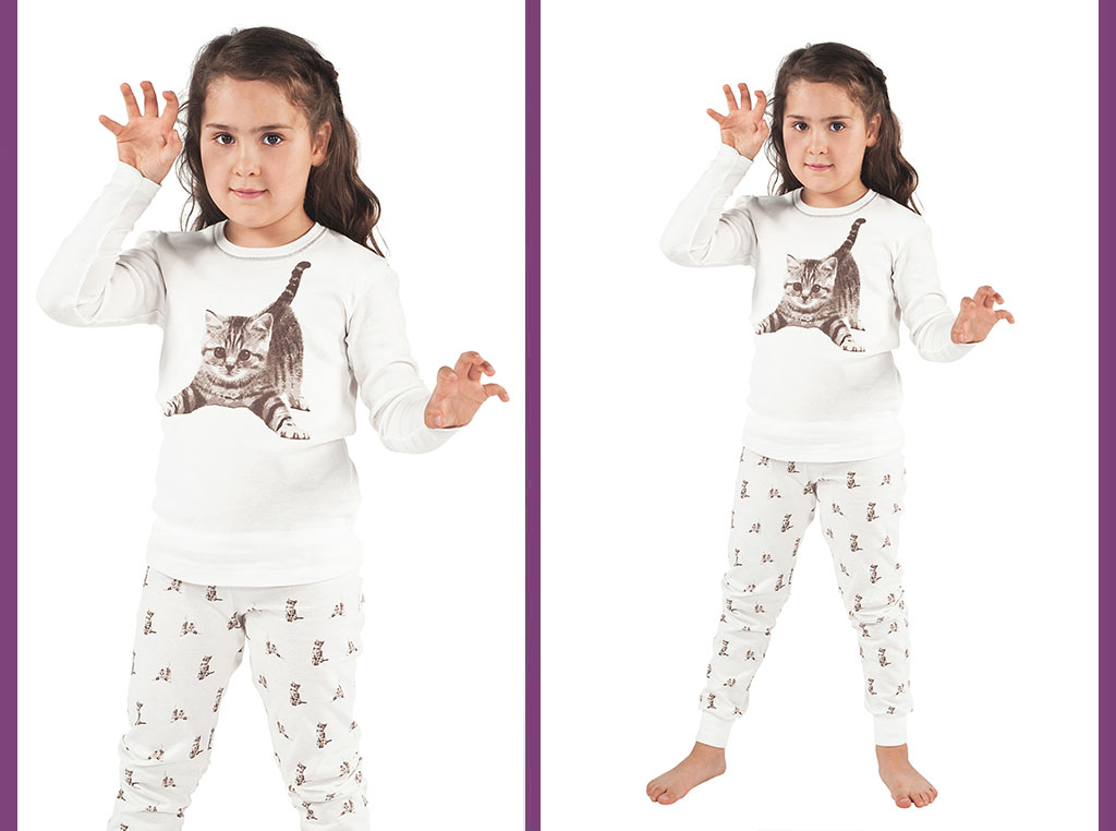 Piżama dziecięca Simba, Cornette
