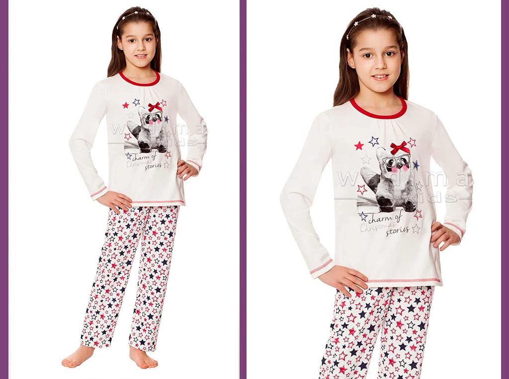Piżama dziecięca Wiki, Wadima