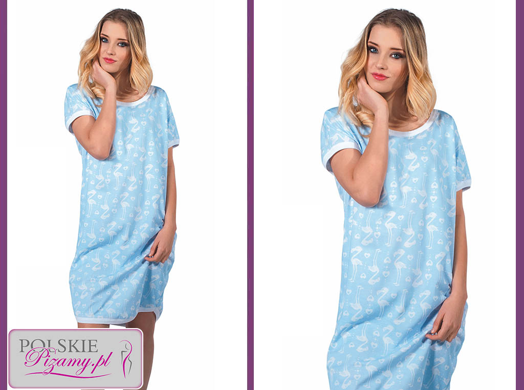 nowość piżama damska judy italian fashion