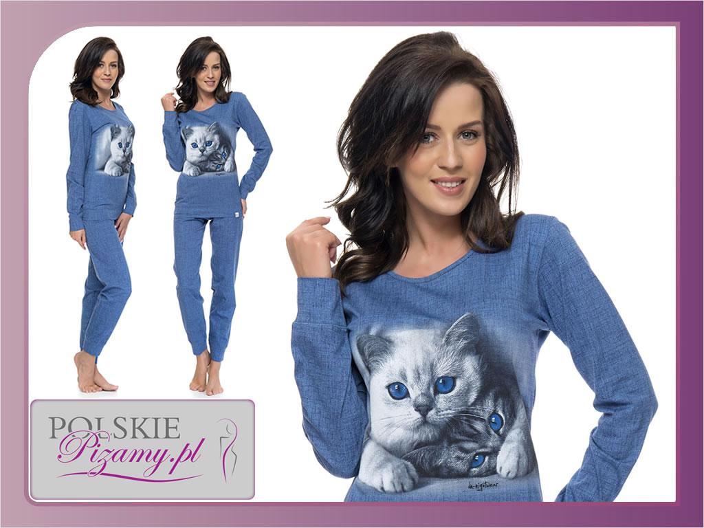 Piżama damska Cat, Dobranocka