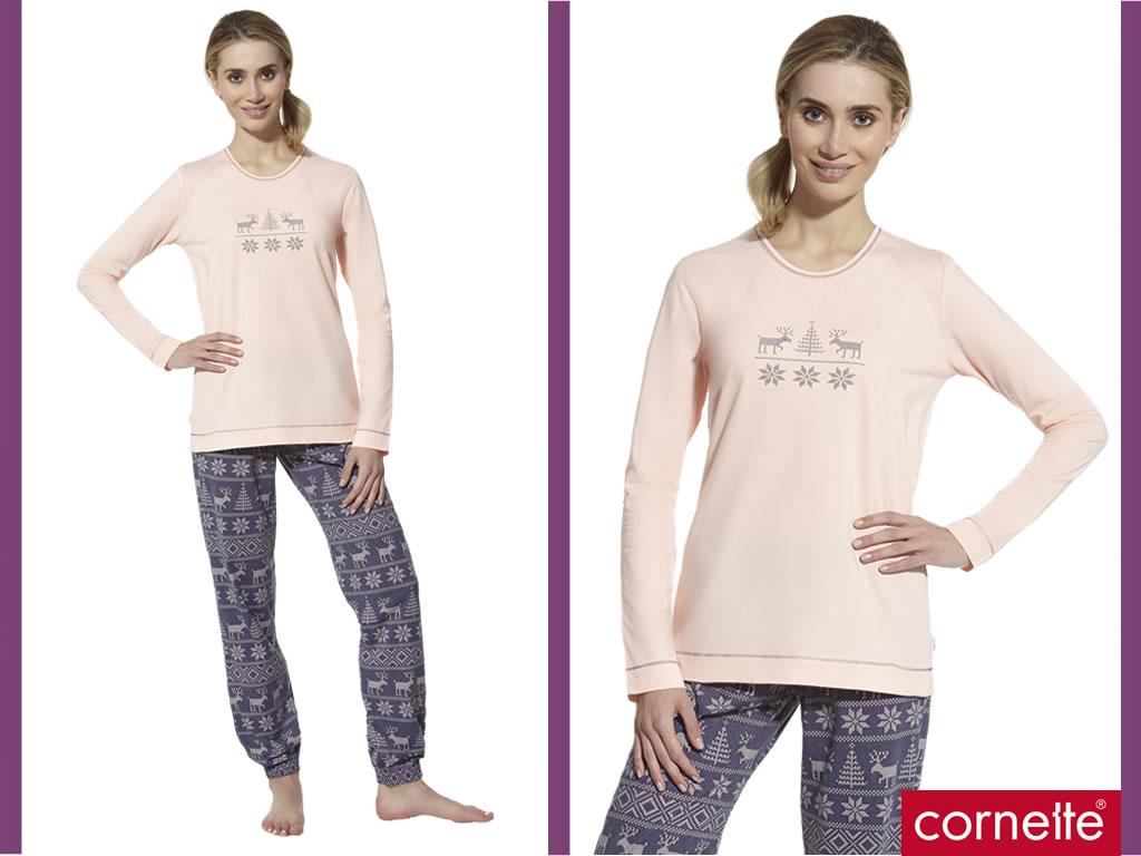 Piżama damska Reni, Cornette