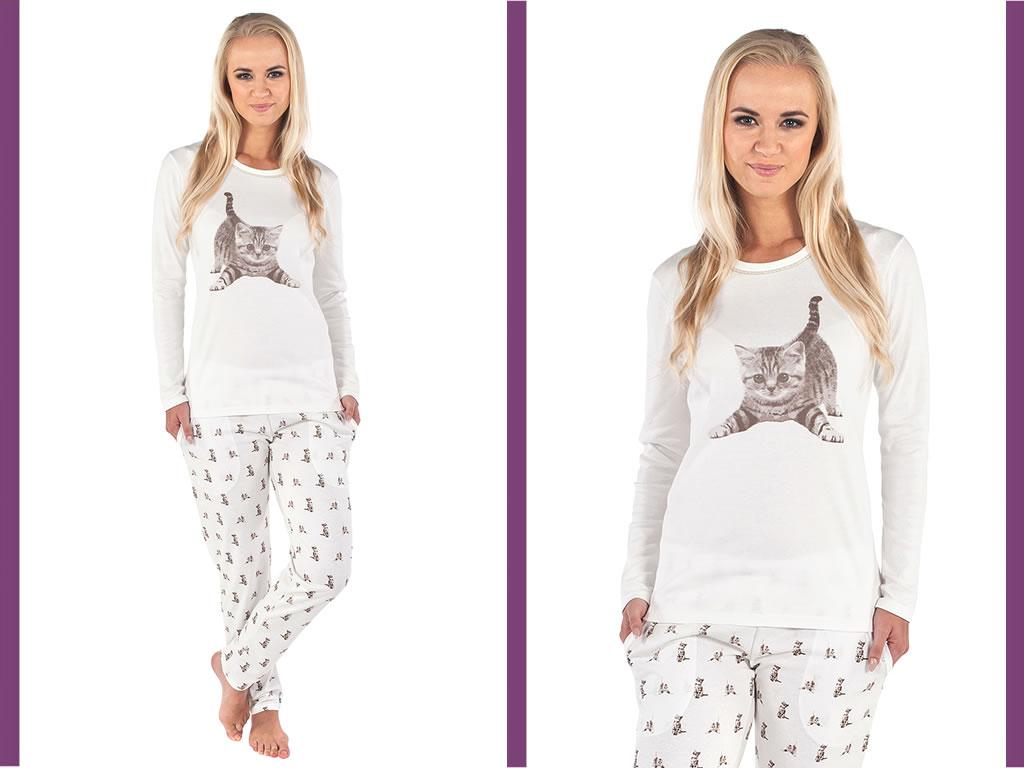 Piżama damska Simba, Cornette