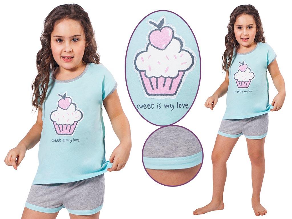 piżama dziecieca, Coffee, IF