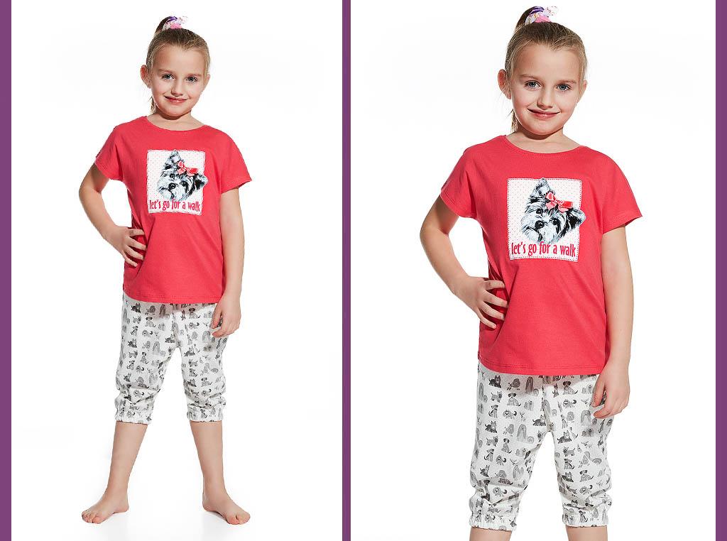 Piżama dziecięca Mela, Cornette