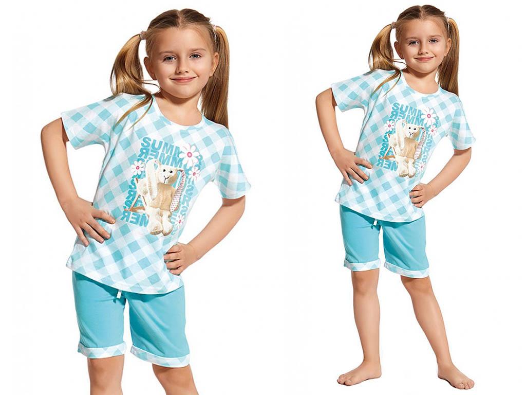 Piżama dziecięca Rabbit, Cornette