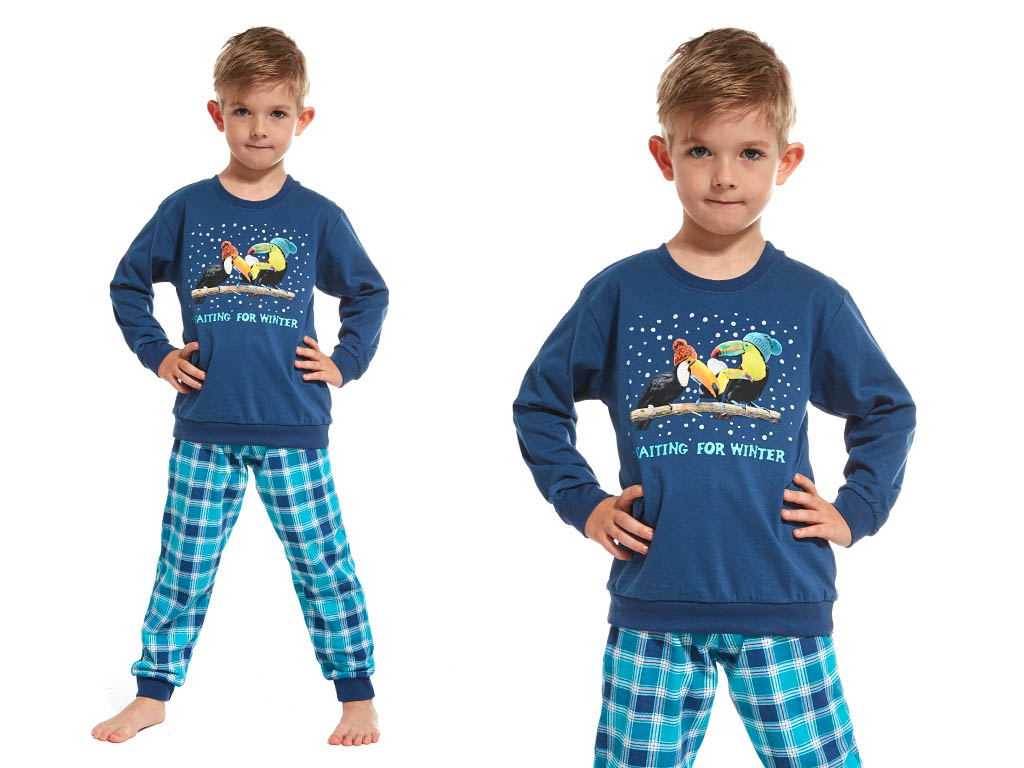 piżama dziecieca, Ricki, Cornette