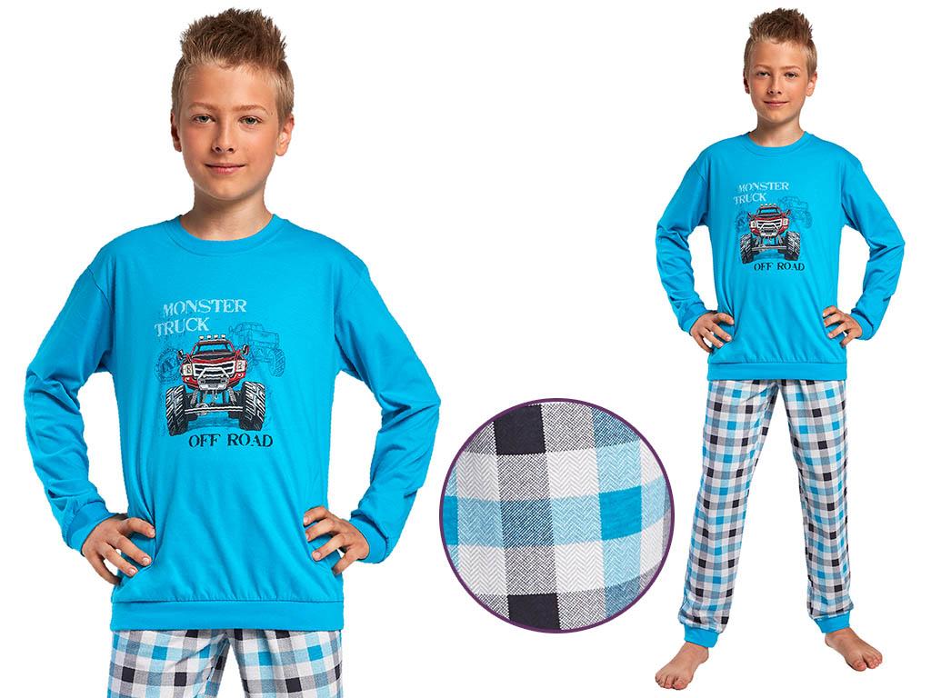 Piżama dziecięca Diego, Cornette