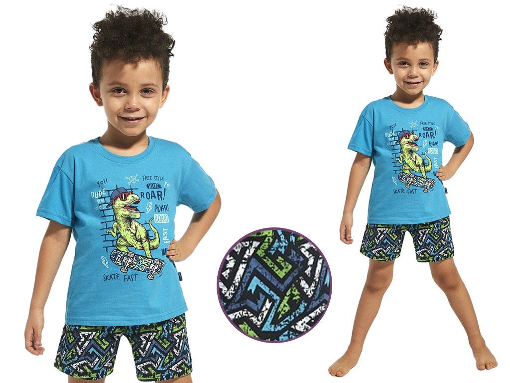 Piżama dziecięca Dyzma, Cornette