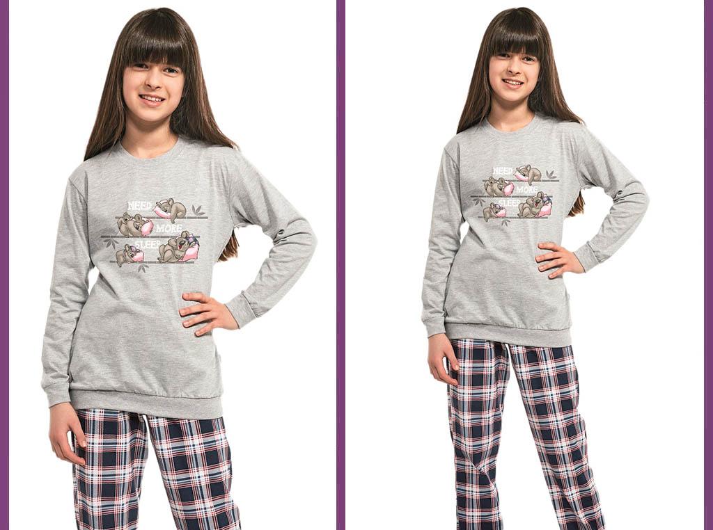 Piżama dziecięca Aurelia, Cornette