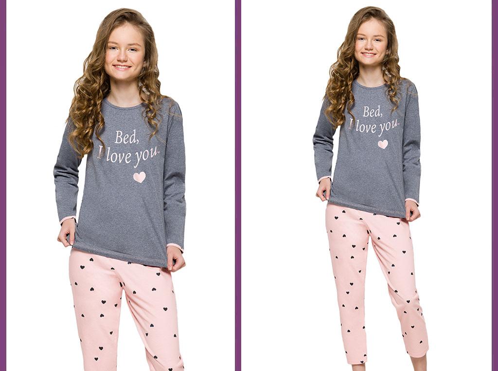 Piżama młodzieżowa Gabi