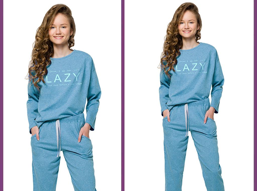 Piżama młodzieżowa Jula