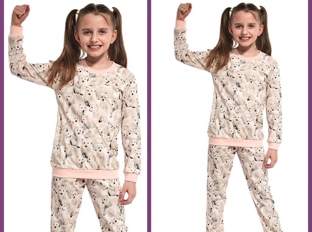 Piżama dziecięca Malwina, Cornette