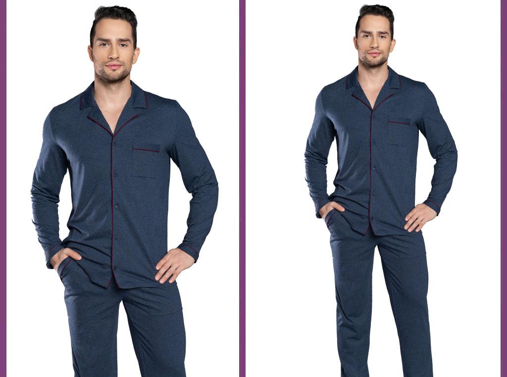 Piżama męska Moris, Italian Fashion