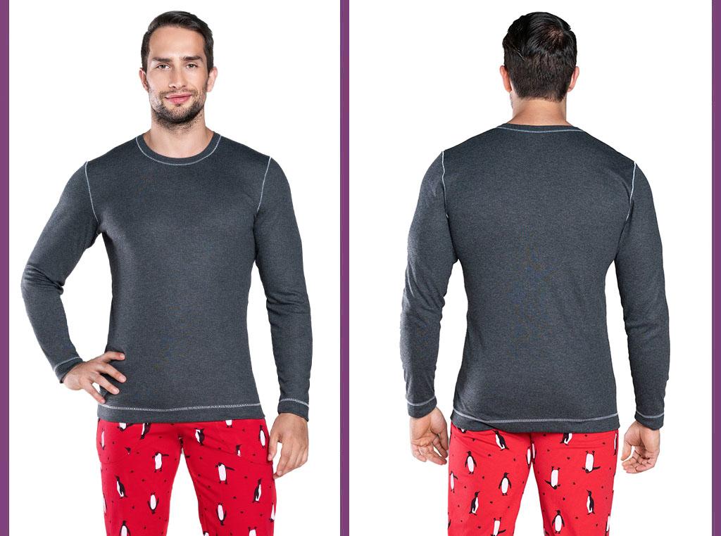 Piżama męska Rico, Italian Fashion