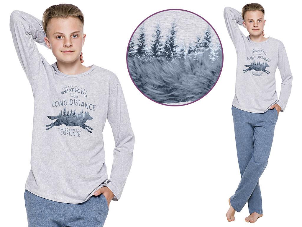 Piżama młodzieżowa Karol
